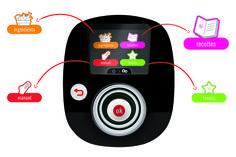 El nuevo Robot de Cocina Inteligente, se llama Cookeo de Moulinex. http://www.recetasconencanto.info/2014/02/el-primer-robot-de-cocina-inteligente.html