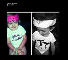 Sooooo cute!!!!! GREASE Pink Ladies & TBirds TWIN Onezie AND by LivAndCompanyShop, $26.00