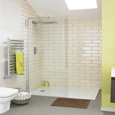 Aspen Walk In Shower Enclosure & Tray | At Victorian Plumbing.co.uk
