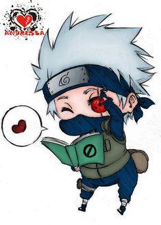 the art of derek laufman Naruto Kakashi, Naruto Chibi, Anime Chibi, Boruto, Otaku, Fan Art, Manga, Animation, Cosplay