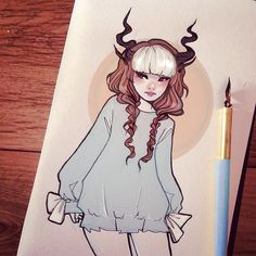Laura Brouwers @cyarine For @weebcraft. S...Instagram photo | Websta (Webstagram)