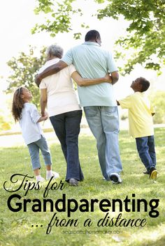 Long distance grandparenting is just a fact of life. Most grandparents live an hour away from their grandkids. This distance creates challenges for  grandchildren and grandparents to bond. I have several creative ideas to help you grandparent from a distance.