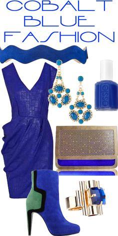 COBALT BLUE | the House of Beccaria~