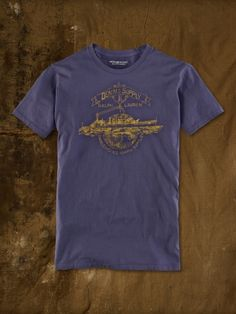 Naval Supplier Tee - Denim & Supply  Tees - RalphLauren.com