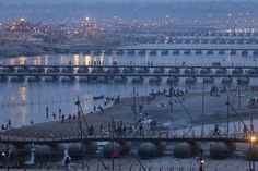 Kumbh Mela in Allahabad, India