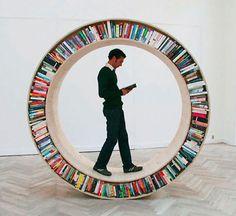 A la recherche d'une bibliothèque originale ?