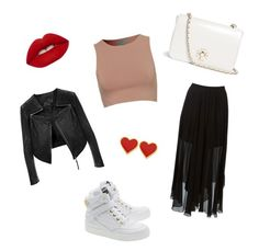 """""""Untitled #29"""" by soukupova-t on Polyvore featuring Étoile Isabel Marant, Moschino, Linea Pelle, Tory Burch, Lime Crime, women's clothing, women, female, woman and misses"""