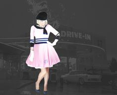 50s Pink Circle Skirt, Medium Rockabilly Fashion with Crinoline, Mid Century Vintage Full Cotton Skirt for Women or Girls 50s Rockabilly, Rockabilly Fashion, Don Johnson, Plus Size Vintage, Cotton Skirt, Vintage Skirt, Fit And Flare, Vintage Fashion, White Tulle