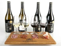 Lourensford Wine and Charcuterie pairing | GalleryLourensford Wine Estate