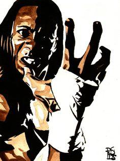 Booker T - Rob Schamberger