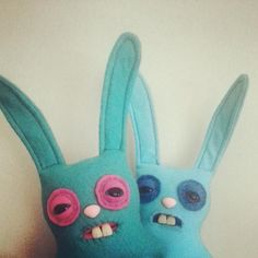 Stuffed animals with teeth are beyond creepy and we want them all! - Dose