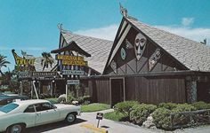 Trader Frank's - Tiki Gardens - Florida by hmdavid, via Flickr  - Gone but not forgotten