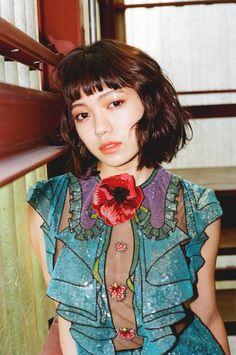 二階堂ふみと煌めくグラムな夏へ | VOGUE GIRL