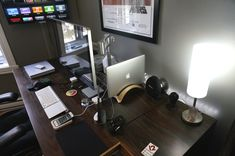 Frederic Briand's Workplace
