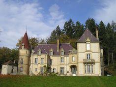 Chateau de Savilly - Bourgogne