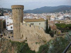 Tossa de Mar (Catalunya, Spain)