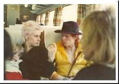 Zowie, Angie and David, David Bowie, Angie Bowie, I Already Miss You, Mick Ronson, Aladdin Sane, We Dont Talk, Ziggy Stardust, Sound & Vision, Influential People