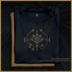 The Legend of Zelda / Sheikah / Tshirt / Teepublic Latest T Shirt, Legend Of Zelda, Cool T Shirts, Shirt Designs, Retro, Tank Tops, Sweatshirts, Long Sleeve, Shopping