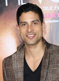 """Adam Rodriguez Photos - Actor Adam Rodriguez attends the Premiere of Sony Pictures' """"The Vow"""" at Grauman's Chinese Theatre on February 2012 in Hollywood, California. - Premiere Of Sony Pictures' """"The Vow"""" - Arrivals Michael Rodriguez, Adam Rodriguez, Actors Male, Magic Mike, I Love Him, Picture Photo, Eye Candy, Stars, Celebrities"""