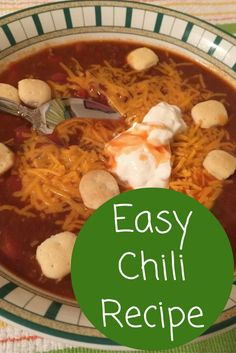 Thinking about cooking chili this week? Try this super easy recipe that combines the flavors of traditional chili ingredients with some things you may just have sitting around in your pantry. Also a great place to dispose of that leftover Bloody Mary mix.