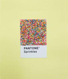 Galeria ~ cartões Pantone por Maria Marie