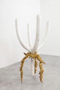 O candelabro Tritone