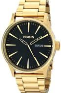 Nixon Sentry Gold-Tone Mens Watch   $166.95 reg. $250.00 http://wp.me/p3bv3h-9oJ