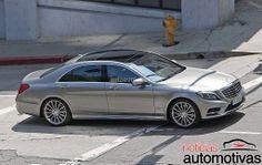 Mercedes-Benz | Mercedes Benz Classe S 2014 5 620x393 Mercedes Benz Classe S 2014 tem ...