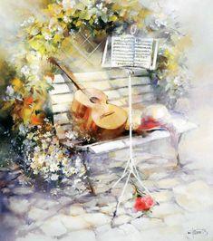 willem haenraets картины в большом разрешении: 20 тыс изображений найдено в Яндекс.Картинках Dutch Artists, Art Pictures, Flower Art, Amazing Art, Watercolor Paintings, Watercolour, Modern Art, Pastel, Fine Art