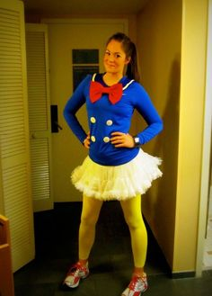 i would so do this!!! but instead of yellow tights they'd be skinny jeans