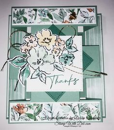 Fancy Fold Cards, Folded Cards, Cool Cards, Diy Cards, Stampin Up Catalog, Stamping Up Cards, Card Tutorials, Creative Cards, Homemade Cards