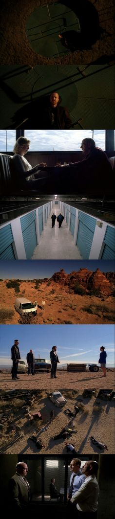 "Breaking Bad (2008 - 2013) Season 5 Episode 10 : ""Buried"""