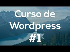 Curso Completo de Wordpress desde 0 - YouTube Youtube, Blog, Social Networks, Desktop, Profile, Blogging, Youtube Movies