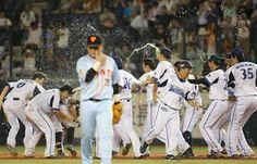 Yokohama DeNA BayStars beat Yomiuri Giants!!