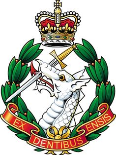 Royal Army Dental Corps.