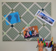 how to make this pinboard