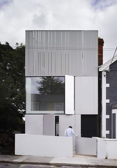 Grangegorman Residence by ODOS Architects | Dublin