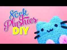 How to make kawaii plushies DIY Kawaii, Unicorn Crafts, Diy Projects For Kids, Scrapbook Cards, Plushies, Reuse, Diy And Crafts, Easy Diy, Youtube