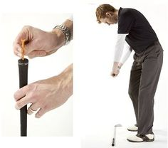 This quick and simple golf downswing drill will help you to bring the club down into the ball on the right path… Golfers that slice the ball tend to bring the club down on an out-to-in swing path, cutting across the golf ball. Likewise, hook shots are often caused by a swing path that is too flat and on too much …