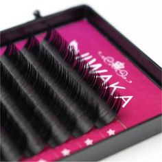 Eyelash extensions mink black fake false eyelashes