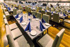 Cena Buffet para IBM - IBM buffet dinner. #cena #buffet #dinner #congress
