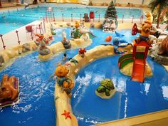 Golfbad Oss (indoor pool) - Oss, The Netherlands