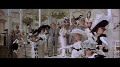 Ascot horse race ~ Audrey Hepburn & Rex Harrison (My Fair Lady, My Fair Lady, Audrey Hepburn, Cool Costumes, Costumes For Women, White Costumes, Theatre Costumes, Costume Ideas, Best Costume Design, Mardi Gras