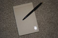Japanese Wood Memo Pad – Morning Side Fit