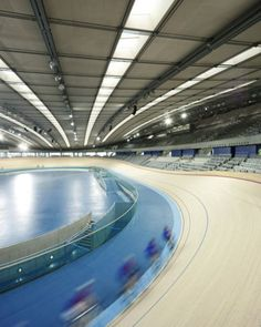 Hopkins Architects : Velodrome : Olympics 2012 : London : United Kingdom