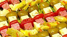 Spanish Tapas : San Diego Catering Menus by Bekker's Catering