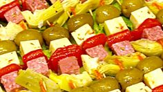 Spanish Tapas : San Diego Catering Menus by West Coast Catering