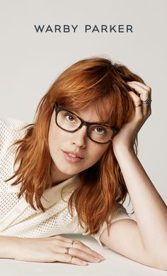 With frames like these, you don't need much else to complete your look. Shop Warby Parker's Spring Collection >