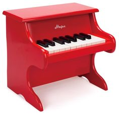 Hape Playful Piano — The Toybox NZ Ltd First Birthday Wishes, 2nd Birthday, Hape Toys, Upright Piano, Hapkido, Piano Player, Montessori Toys, Nursery Room Decor, Piano Lessons