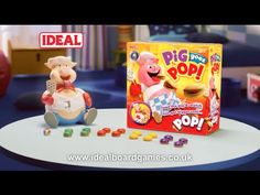 Pig goes Pop Voiceover - Guy Harris - YouTube